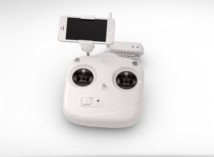 DJI Phantom 2 Vision GPS Smart Drone Quadcopter with built-in Camera Wifi RTF 5.8Ghz