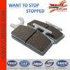 Top quality Motorcycle Brake Pads/Dirt Bike brake pad for KAWASAKI DIRT KX 65 A1/A2/A3/A4/A5/A6/A7F/SUZUKI DIRT RM 65 K3/K4/K5