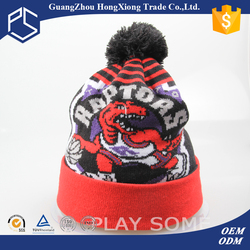 Crazy selling children hat with animal designs knit