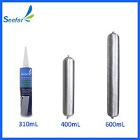 high modulus Permanently flexible pu adhesive sealant
