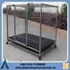welded mesh style big metal dog kennel/galvanized big metal dog kennel
