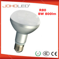 Pretty shape led e14 e27 smd2835 r80 led bulb 8w led r80 led lamp