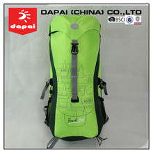 Mens Green Light Weight Mountaineering Bags Camping Hiking Backpack