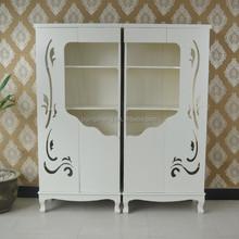 Wardrobe armoire furniture white color wardrobe design furniture bedroom
