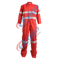 oil field flame retardant aramid coverall
