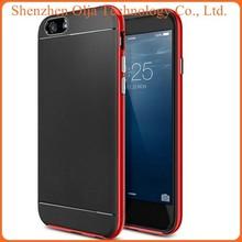 Olja Hot Sales Korea Bumper For Iphone 6 case hybrid, for iphone 6 case slim