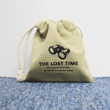 Hot sale canvas drawstring bag machine print/shopping bag