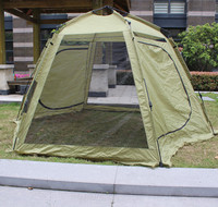 2015 high quality square tent/solar tent heating/luxury camping tent for sale