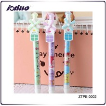 2015 new style cute personality windmill shape Plastic ball-point pen