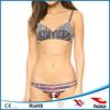 Customized sexy women high quality neoprene material bikinis