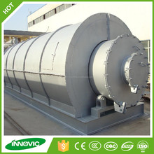 Famous in India waste tire oil extraction machine
