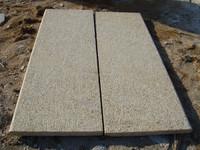 Chinese yellow granite tiles / granite slabs size on sales