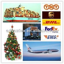 Christmas decoration shipping from china to Dallas