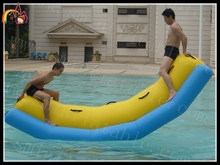 inflatable banana boat/inflatable water games for adults/inflatable boat
