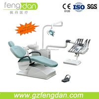 Hot sale Intelligent Dental Chairs Price List with Luxury Sensor Operation Light