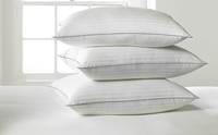 high quality wholesale down cushion/pillow in cotton fabric MS-243