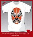 Venta al por mayor a granel impreso t- camisetas para hombres