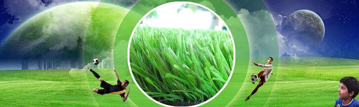 Grass Football Pitch Pitch Artificial Grass