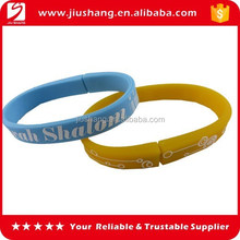 Silicone bracelet flexible pen