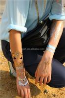 Manufacture Free sample tattoo sticker/tempoary tattoo sticker