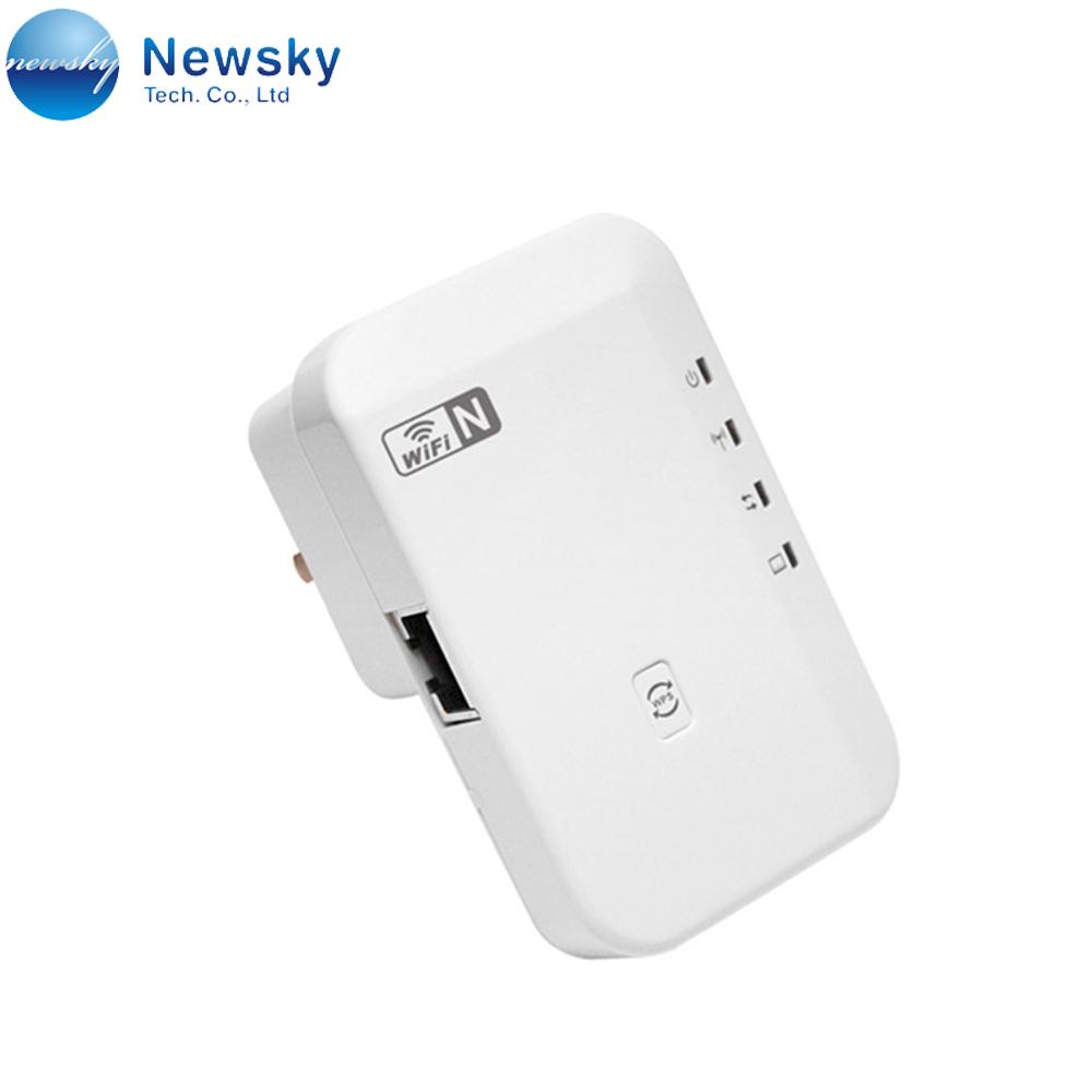 Inalámbrico de 300 Mbps Wifi N 802,11 AP LTE 4G la señal de refuerzo repetidor amplificador de interior