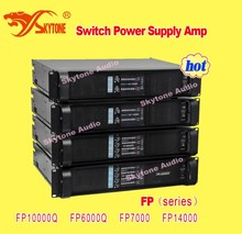 4 Channels and High Voltage Operational Amplifier FP10000Q