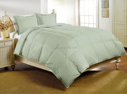 China alibaba Wholesale Luxlen Deluxe Sateen 350TC Down Alternative Comforter - King