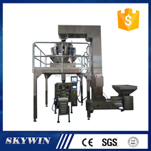 VFFS Seasame Seeds Granule Automatic Vertical Packing Machine