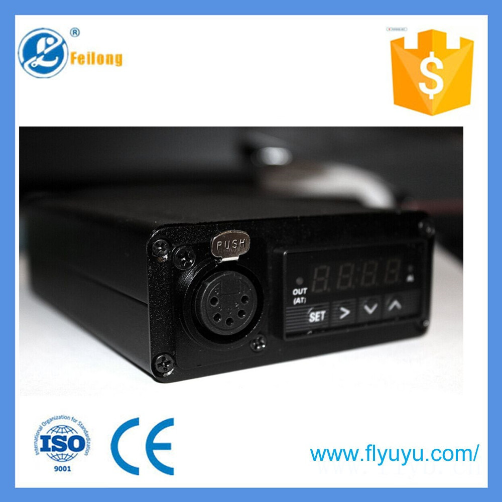 Intelligent Temperature Pid Controller Mounted Xlr Jack For Complete Package Thermocouple Probe Ssr 31312 31342 31345
