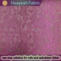 100% de poliéster de moda diseño de la flor de la oficina de la india de la cortina de la ventana