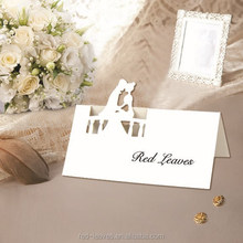 ST0928-18 Groom & bride Table name card stand