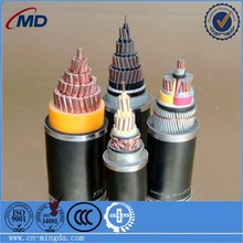 XLPE/PVC insulated PVC sheathed armouted dc power cable from power cable manufacturers