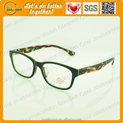 Acetate Material Spectacle Frames Optical Frame For Wholesale