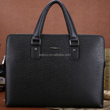 2015 fashion popular leather handbag exporters for man