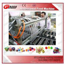 YX300 full automatic hard and lollipop making machine