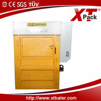Good price hydraulic cardboard baler for sale