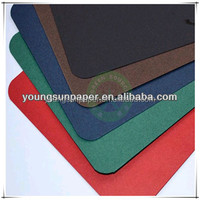 colorful coated black paper board for birthday card/wedding card