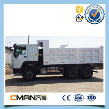 China sinotruck 6x4 Mine Transport in Jinan