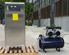 Ozone Generator build in Oxygen Concentrator   High Ozone Shock Treatment   Ozone Generator for Swimming Pool