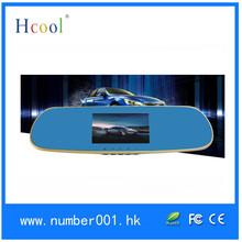 Car Wireless Rearview Camera System+Car Bluetooth Handsfree+Rearview Mirror+Parking Sensor System+Wireless Earpiece