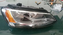 New products Auto/Car spare parts for Volkswagen Sagitar/Jetta 2012 head/front lamp/light Alibaba USA type