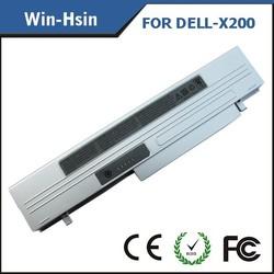 7.4v 1800mah laptop battery for dell X200 series