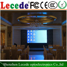 LECEDE LED DISPLAY P2.5mm super high resolution LED screen 2.5mm mini pitch