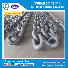 Welded Anchor Chain <12.50mm to 73.00mm> chain arrangements with ABS/LR/CCS/ZC/ZY/RS/GL/KR certificatipns