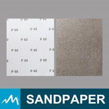 CHINA factory price 9*11 inch sources of energy sand paper