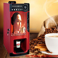 New generation commercial and office use espresso coffee machine and cold hot water dispenser