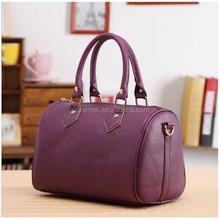 free handbags sample Popular fashion bag eather women mini shoulder bag