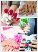 Soak off uv gel nail polish Salon gel polish