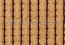 Corduroy Fabric, Soft, Mellow, Wearable Fluff, OEM and ODM Orders Welcomed