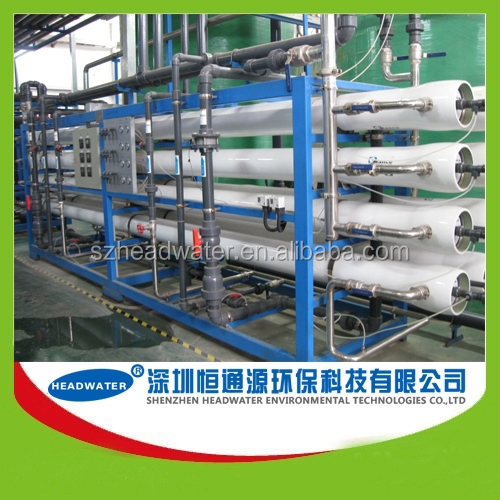 Electronic Water Treatment Product : Ro edi water treatment system for electronic display